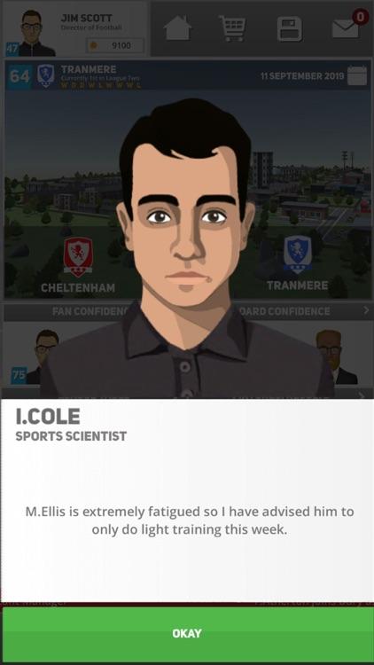 Club Soccer Director 2020