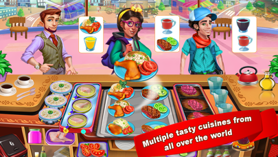 Cooking Valley : Cooking Games screenshot 2