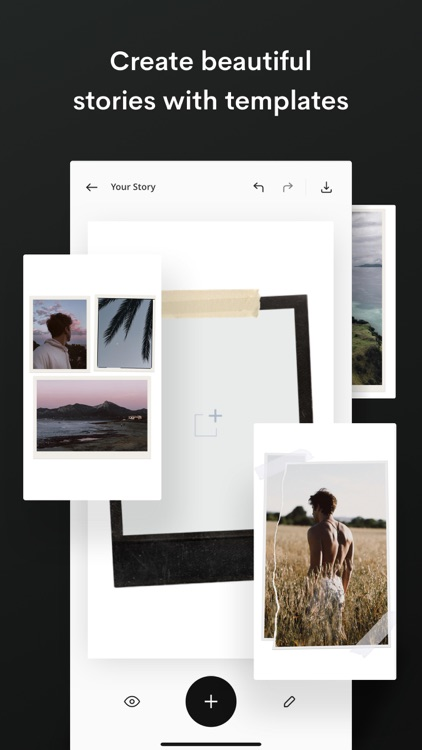 Unfold — Create Stories screenshot-3