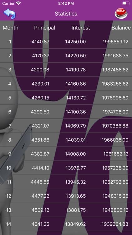 Interest Calculator :: screenshot-7