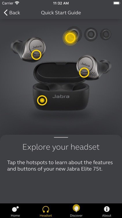 Jabra Sound+ screenshot-1