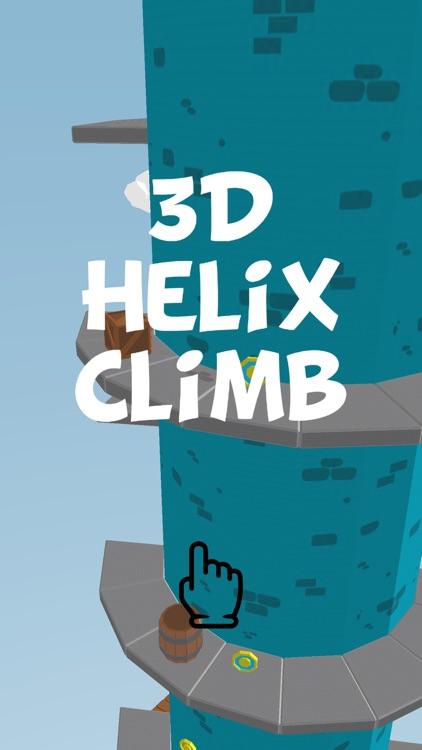 Helix Climb 3D: Fun race games