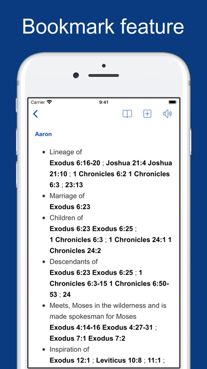 Bible Dictionaries and Books screenshot-4
