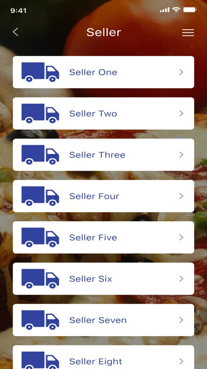 FoodRoamer screenshot-3