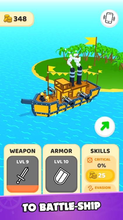Sea Invaders! screenshot-4