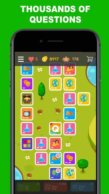 Quiz & Trivia Game - QuizzLand screenshot-0