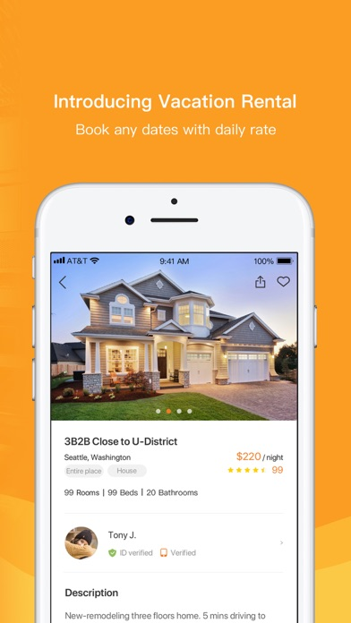 Yirental Homes for Rent screenshot three