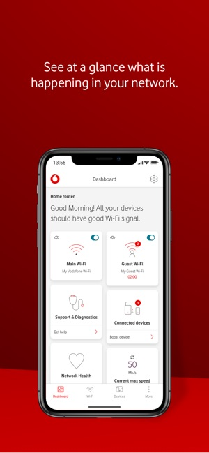 Vodafone Broadband on the App Store