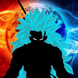 Super Dragon Saiyan Fighting