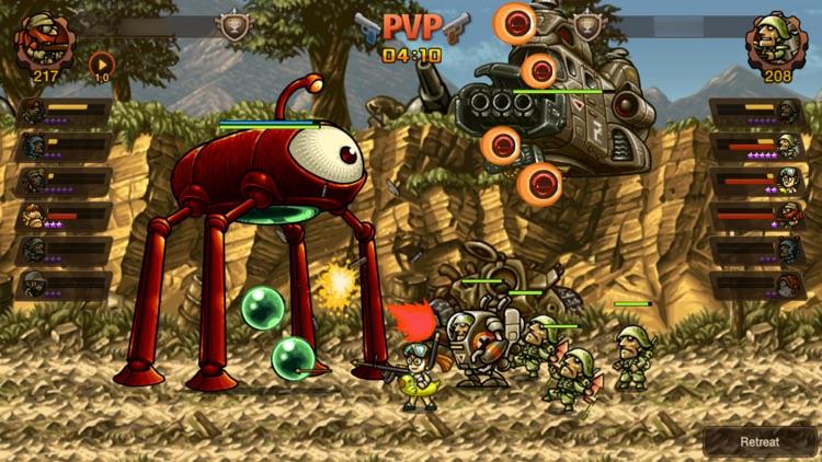 Metal Slug Infinity: Idle Game screenshot-6