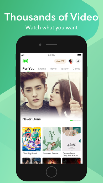 Top 10 Apps like Dramafever Dramas Movies in 2019 for iPhone & iPad