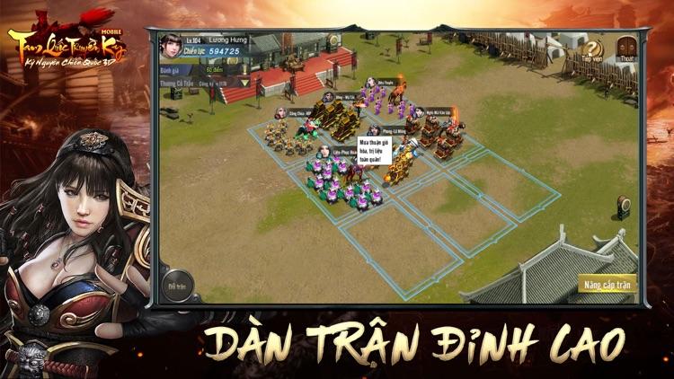 Tam Quốc Truyền Kỳ Mobile screenshot-3