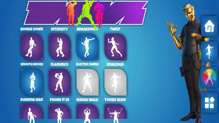 All Dances+Emotes in Real Life screenshot-4
