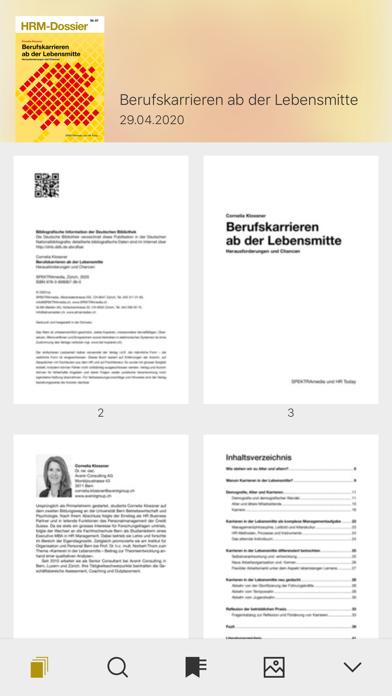 HR Today Magazin screenshot three