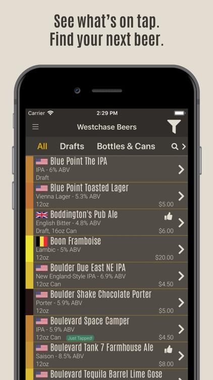 World of Beer Mobile screenshot-3