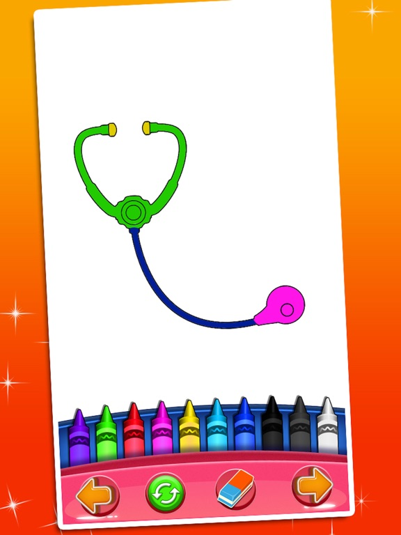 Doctor kit toys - Doctor Game screenshot 11