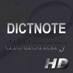 DictNote - English Dictionary with Sticky Notes