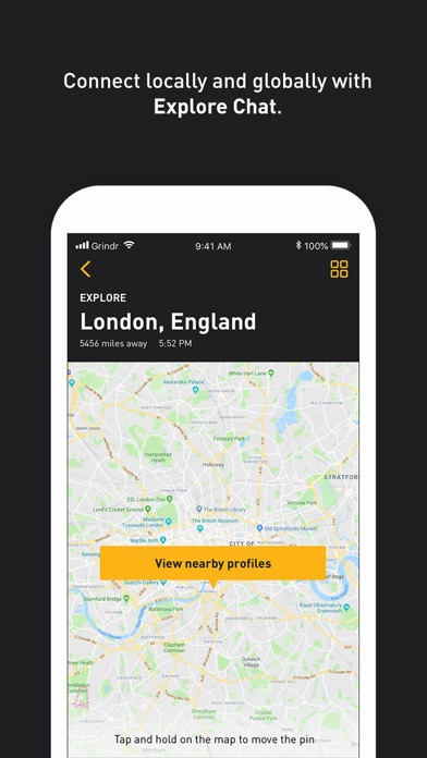 Screenshot for Grindr - Gay chat in Singapore App Store