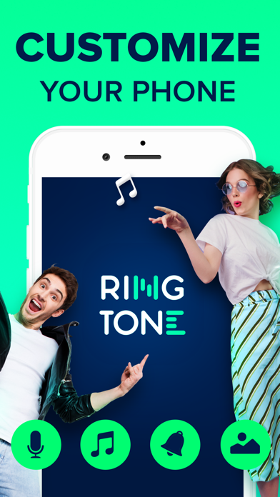 Ringtones for iPhone: melodizeのおすすめ画像2