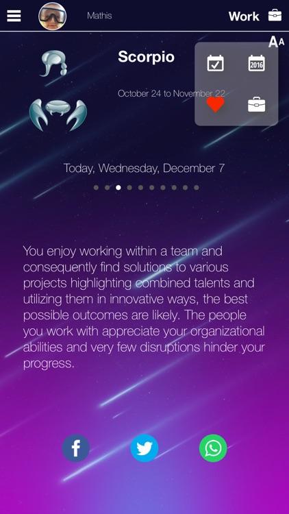 My Daily Horoscope Pro screenshot-4