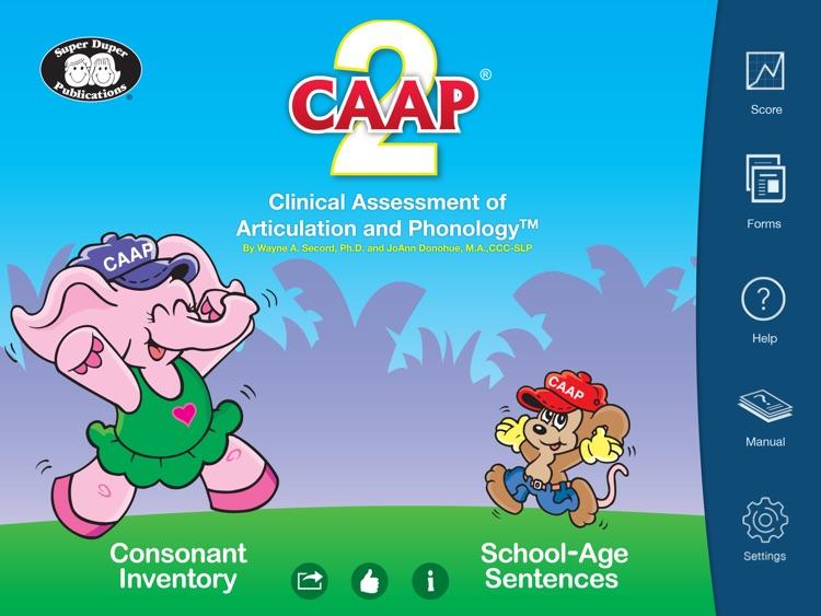 CAAP 2 Test
