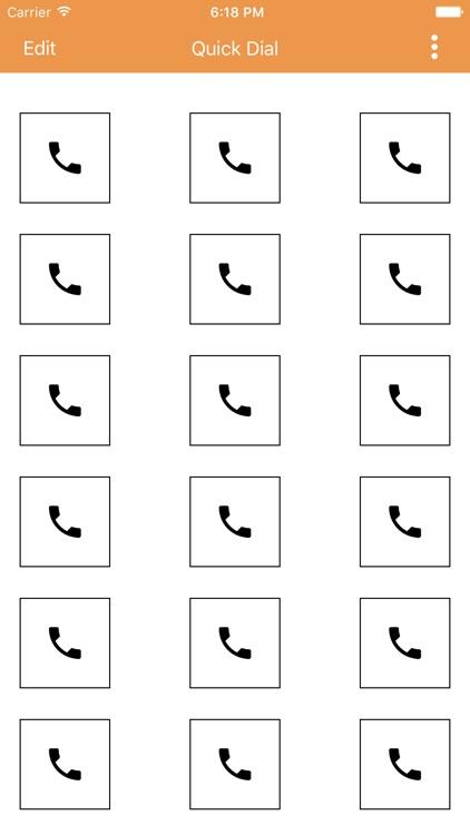 Quick Dial Lite