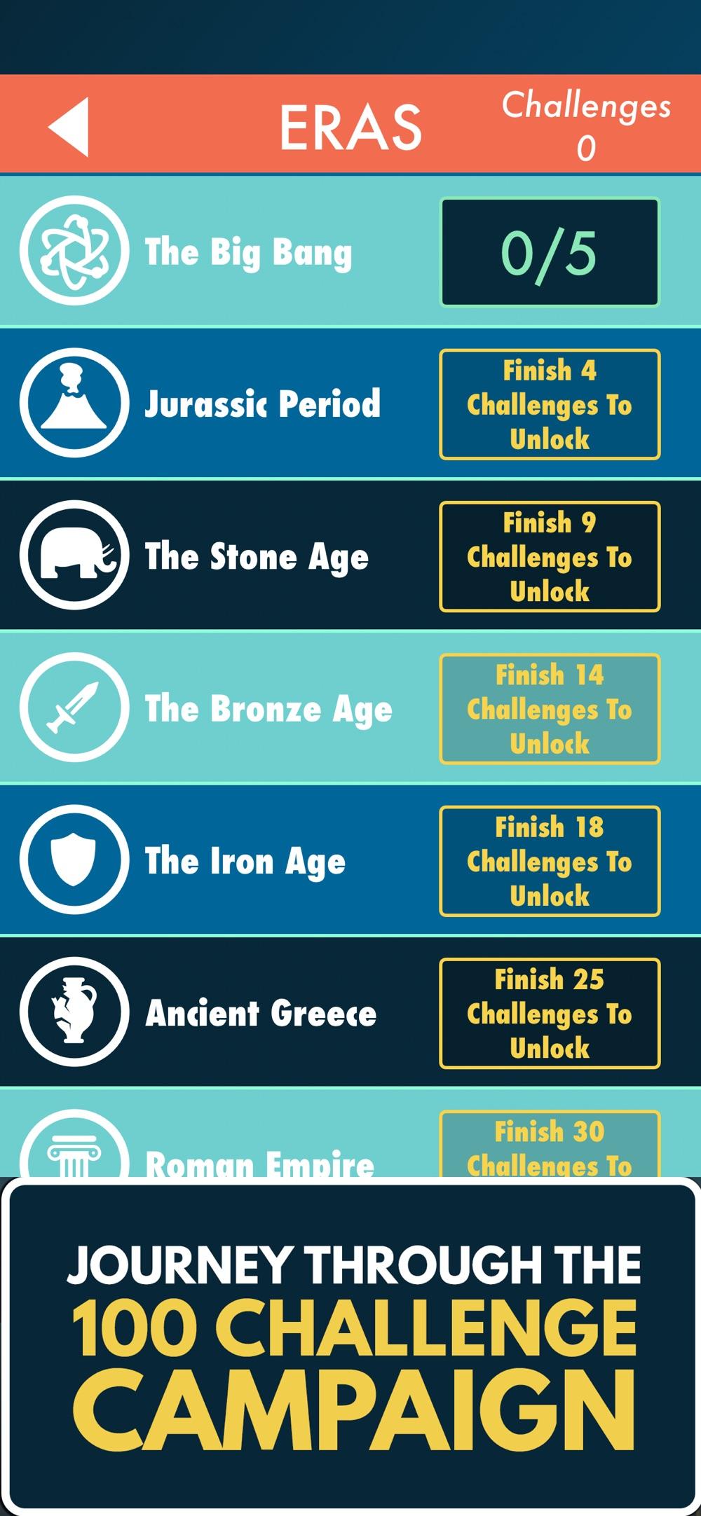 Eventology – History Trivia Cheat Codes