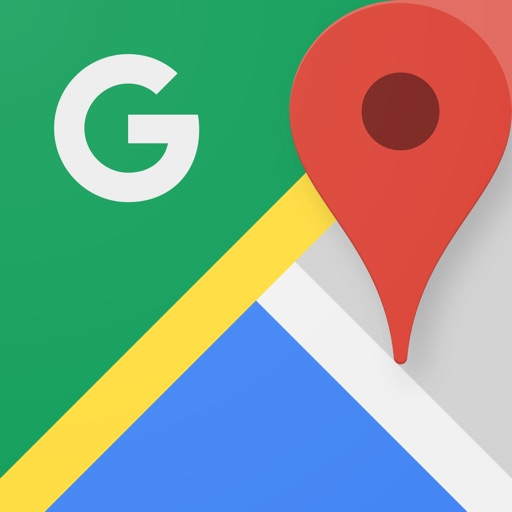 Google Maps - Transit & Food Icon