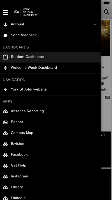 MyYSJ screenshot 2