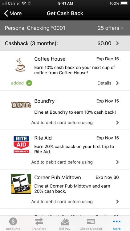 EducationCU Mobile screenshot-6