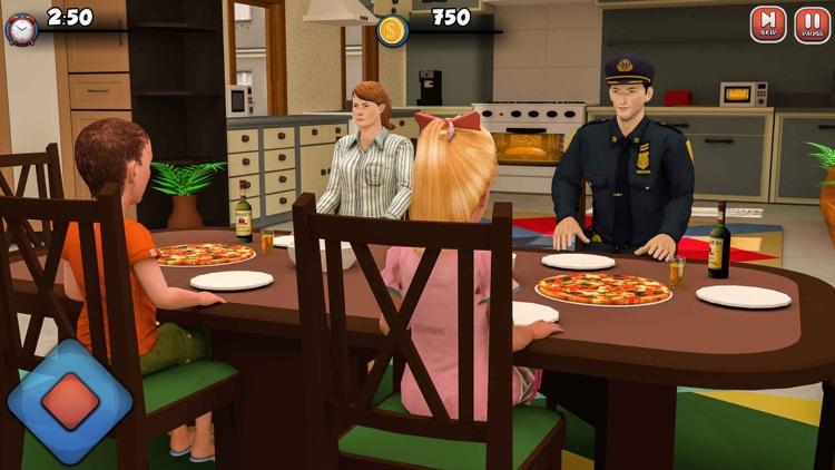 Virtual Police Officer Family screenshot-3