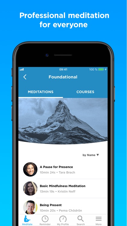 The Mindfulness App screenshot-5