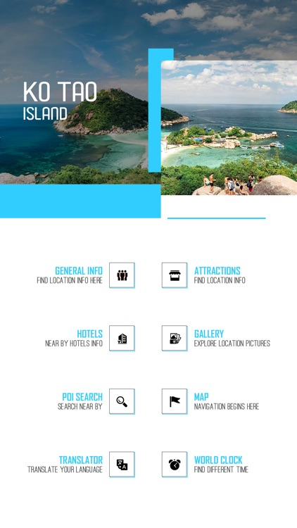 Ko Tao Island Tourism Guide screenshot-1