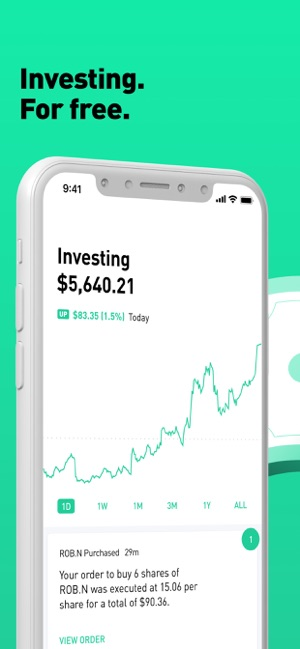 Robinhood: Invest  Buy  Trade  on the App Store