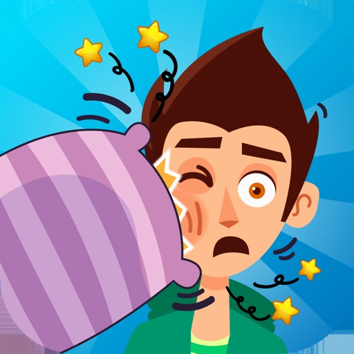 Pillow Fight !!!