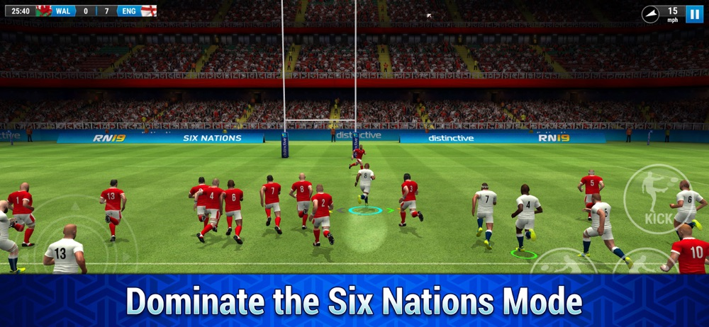 Rugby Nations 19 Cheat Codes
