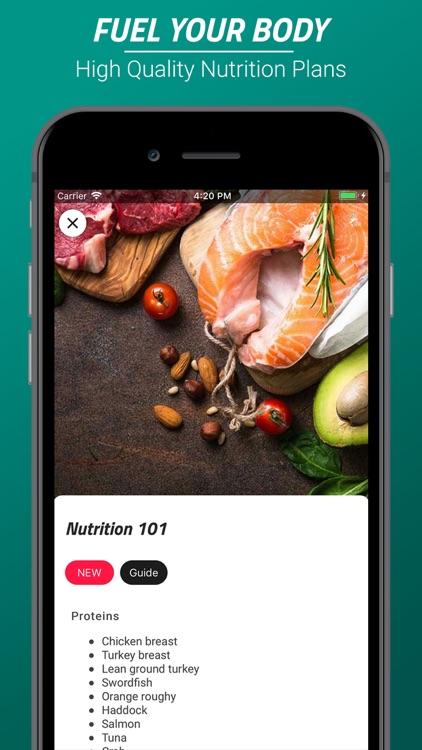 Home Workout & Fitness App screenshot-5