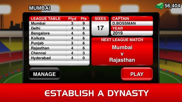 Stick Cricket Premier League screenshot-3