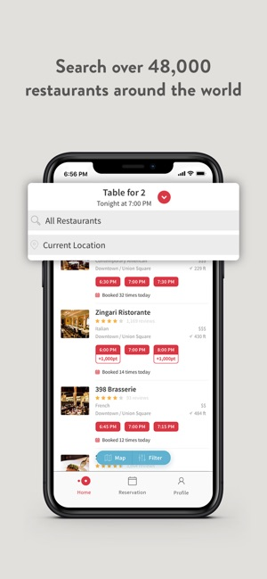 I just activated my Dining Rewards for a participating restaurant, now what?