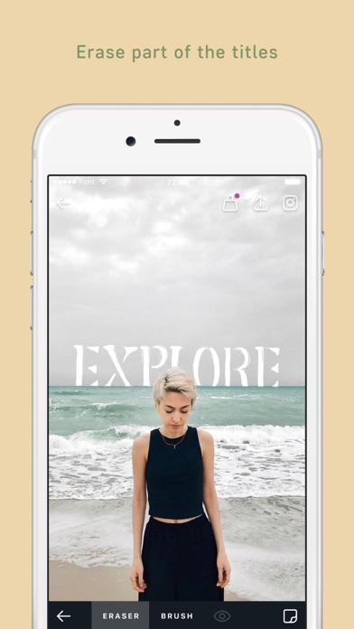 AppForType: add text to photosのおすすめ画像5