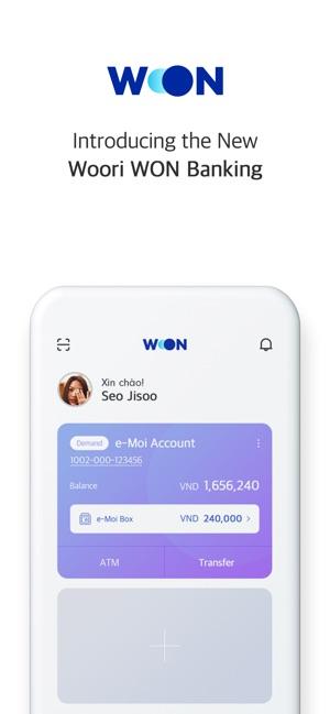 Woori WON Vietnam