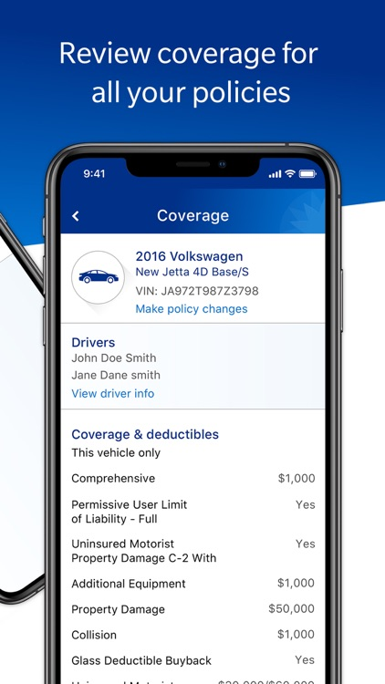 Farmers Insurance Mobile screenshot-4