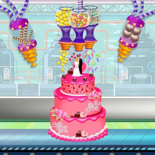 Chocolate Wedding Cake Factory