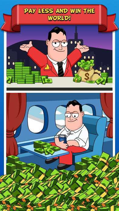Screenshot for Idle Capitalist in Belgium App Store