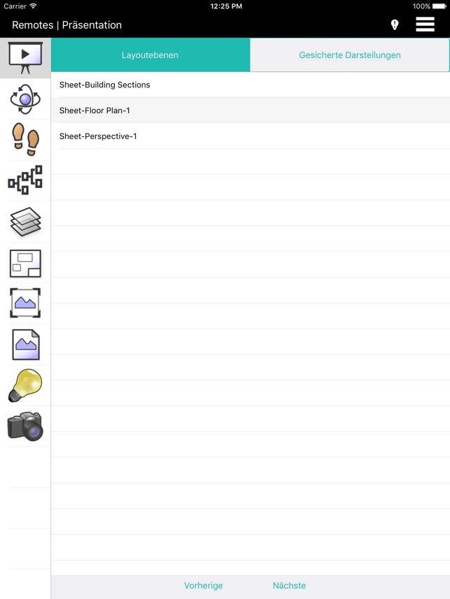 ‎Vectorworks Remote Screenshot