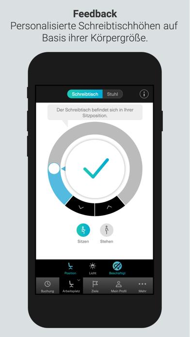 YOYO smart ergonomicsScreenshot von 5
