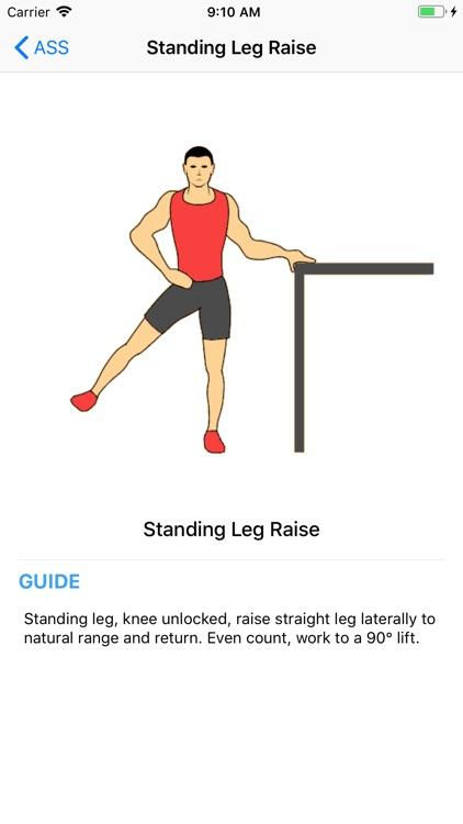 Home Workout Fitness screenshot-8