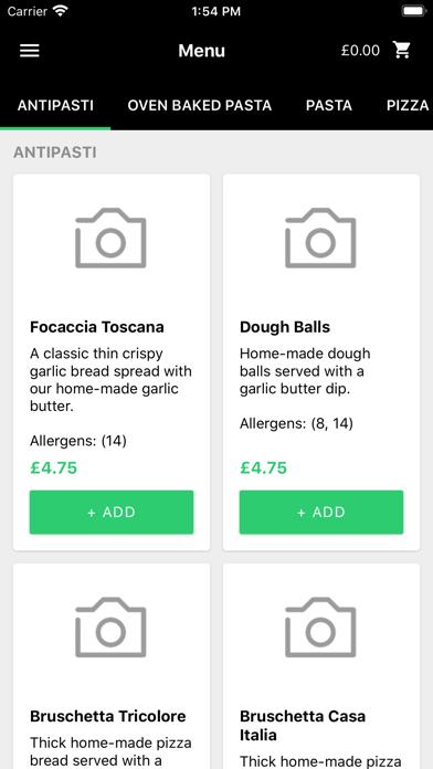 Casa Italia screenshot 2