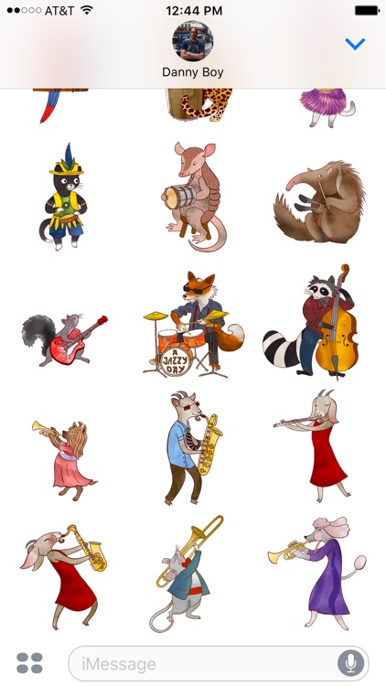 Jazzy Animal Musicians screenshot-4