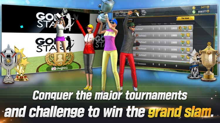 Golf Star™ screenshot-3